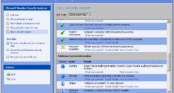 Microsoft Baseline Security Analyzer